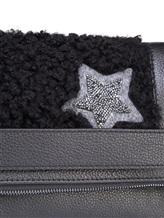 Сумка Lorena Antoniazzi LM34178B05 100% кожа Черный Италия изображение 5