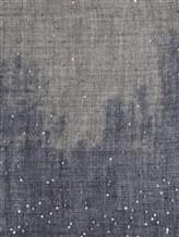 Платок Faliero Sarti 2133 42% шерсть, 28% шёлк, 23% кашемир, 7% полиэстер Синий Италия изображение 1