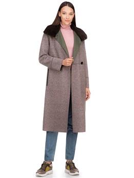 Пальто Agnona L30402