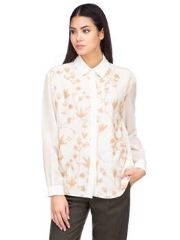 Блузка Agnona D3050Y