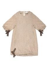 Платье Unlabel 1105 70% шерсть, 25% полиамид, 5% эластан Серо-бежевый Литва изображение 0