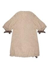 Платье Unlabel 1105 70% шерсть, 25% полиамид, 5% эластан Серо-бежевый Литва изображение 2