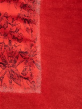 Палантин AVANT TOI 218A6003 70% кашемир, 30% шёлк Коралловый Италия изображение 3