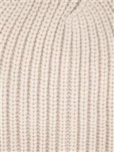 Шапка IRISvARNIM 183901 100% кашемир Светло-бежевый Италия изображение 1