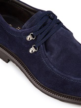 Ботинки Castori SDGI630 100% кожа Синий Италия изображение 5