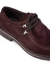 Ботинки Castori SDGI630 100% кожа Баклажан Италия изображение 4