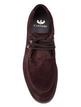 Ботинки Castori SDGI630 100% кожа Баклажан Италия изображение 5