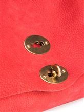 Сумка ZANELLATO 06138 100% кожа Красный Италия изображение 5
