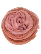 Палантин Agnona AS413Y 100% кашемир Розовый Италия изображение 0