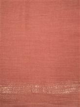 Палантин Agnona AS413Y 100% кашемир Розовый Италия изображение 1