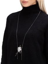 Ожерелье Lorena Antoniazzi LP3491CL1 100% латунь Светло-серый Италия изображение 2