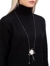 Ожерелье Lorena Antoniazzi LP3491CL1 100% латунь Натуральный Италия изображение 2