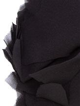 Брошь Les Copains 0LA230 90% шёлк, 10% латунь Черный Италия изображение 1