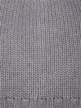 Шапка Lamberto Losani A153280 100% кашемир Серый Италия изображение 1