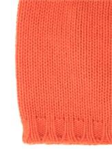 Шапка Lamberto Losani A153280 100% кашемир Оранжевый Италия изображение 1