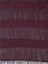 Палантин Lorena Antoniazzi LP3471SC1 50% модал, 25% хлопок, 12% полиэстер, 10% шерсть, 3% полиамид Свекольный Италия изображение 1