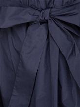 Платье Peserico S82014F07A 70% шерсть, 20% шёлк, 10% кашемир Темно-синий Италия изображение 4