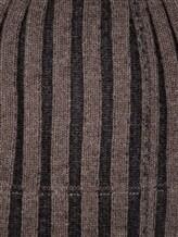 Шапка FIORONI M17000L1 100% кашемир Коричневый Италия изображение 1