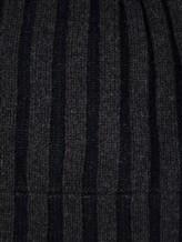 Шапка FIORONI M17000L1 100% кашемир Антрацит Италия изображение 1