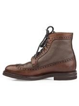 Ботинки Brunello Cucinelli 982 100% кожа Коричневый Италия изображение 2