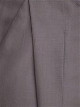 Брюки Brunello Cucinelli P1848 98% шерсть, 2% эластан Серо-коричневый Италия изображение 4
