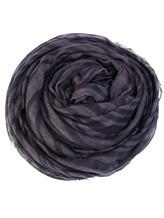 Шарф Brunello Cucinelli 201 100% кашемир Темно-серый Италия изображение 0