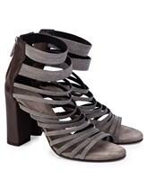 Туфли Brunello Cucinelli 281 100% кожа Темно-коричневый Италия изображение 0