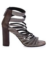 Туфли Brunello Cucinelli 281 100% кожа Темно-коричневый Италия изображение 1