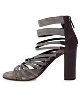 Туфли Brunello Cucinelli 281 100% кожа Темно-коричневый Италия изображение 2