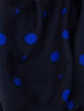 Палантин Faliero Sarti 1054 46% хлопок, 33% модал, 21% шёлк Синий Италия изображение 1