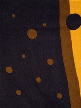 Палантин Faliero Sarti 1054 46% хлопок, 33% модал, 21% шёлк Желтый Италия изображение 1