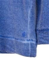 Джемпер 120% Lino G1B7501 71% кашемир, 25% модал, 4% шерсть Васильковый Италия изображение 1