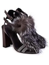 Туфли Brunello Cucinelli 330 100% кожа Темно-коричневый Италия изображение 0