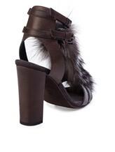 Туфли Brunello Cucinelli 330 100% кожа Темно-коричневый Италия изображение 3