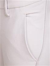 Брюки Brunello Cucinelli P1867 96% шерсть 4% эластан Серо-бежевый Италия изображение 4