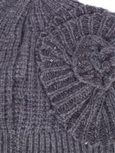 Шапка Re Vera 15161133 100% кашемир Серый Италия изображение 1