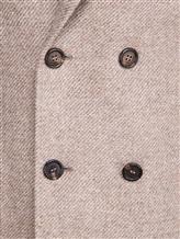 Пиджак Brunello Cucinelli 7BPD 80% шерсть, 17% шёлк, 3% кашемир Бежевый Италия изображение 5