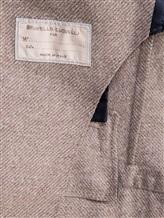 Пиджак Brunello Cucinelli 7BPD 80% шерсть, 17% шёлк, 3% кашемир Бежевый Италия изображение 6