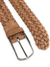 Ремень Brunello Cucinelli 320 100% кожа Светло-коричневый Италия изображение 1